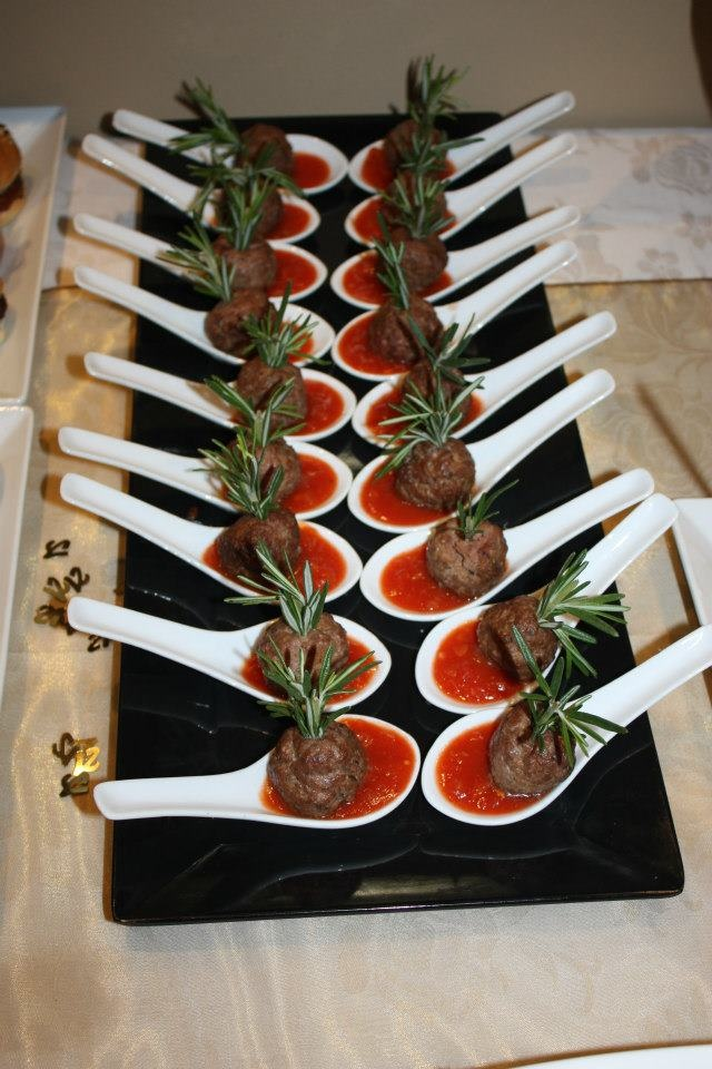 #platters #meatballs #gourmet #180degrees #catering #confectionery