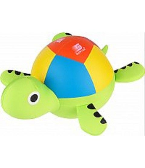 SUNFLEX 73453 Jumping Animals TURTLE Sport Spielball Wasserball Strand Ball  - 2-flowerpower