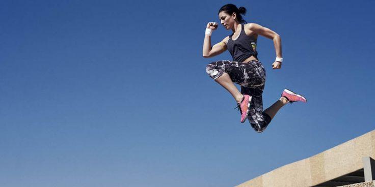 De favo oefeningen voor je billen van de Nike NTC Master Trainer   Women's Health