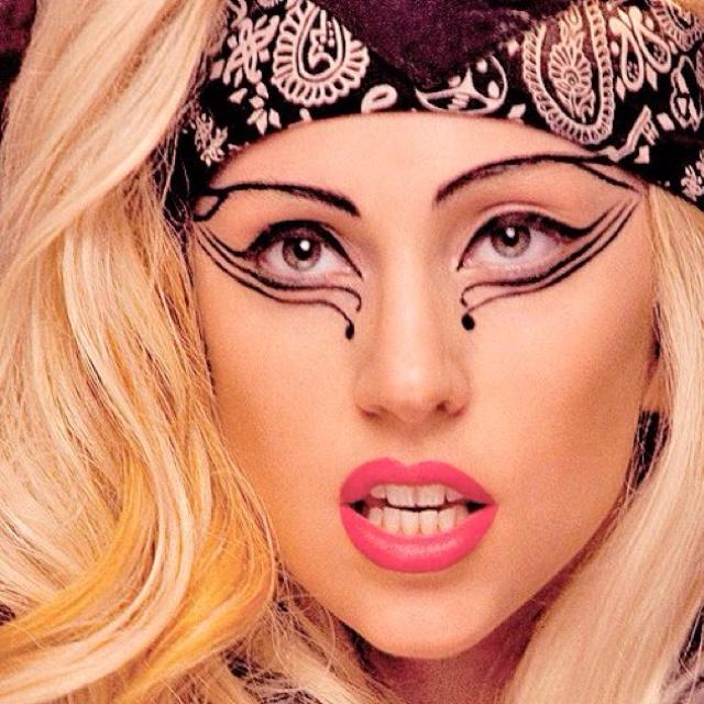 Lady Gaga Judas Lady Gaga Pinterest Lady Make up - Lady Gaga Makeup