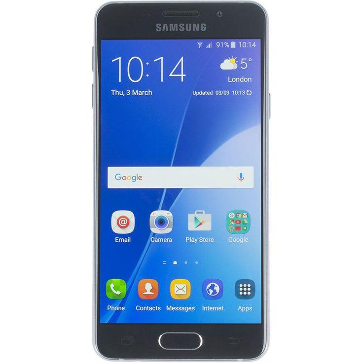 SAMSUNG 13MP 4G 16GB GALAXY A3 2016 SIYAH PARALEL