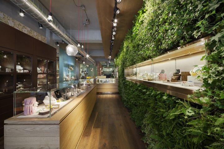 Les N R Ides Flagship Store By Kc Design Studio Taipei
