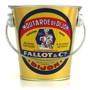 Etablissements Fallot - Moutarde de Dijon - Seau Baby
