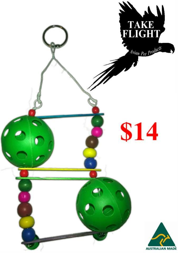 how to make your own bird toys