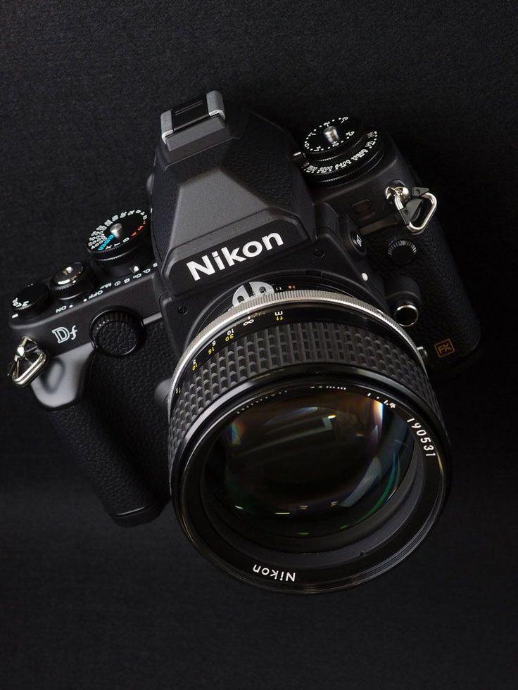Nikon DF - My camera is a jewel !!!