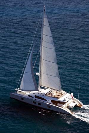 Sell Your Sailing Catamaran with Gary Fretz in Fort Lauderdale, Florida.