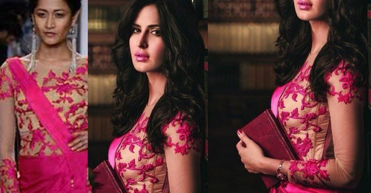 Katrina kaif in pink gown saree! To get this look pls call/whatsapp +919600639563 for booking #fashion #katrinakaif #partywear #designer #gownsaree #pink #bollywood #styleicon #womensfashion #womenswear #indianfashion #indiantraditional #clothing #elegant #traditional #contemporary #designs #theivoryneedle