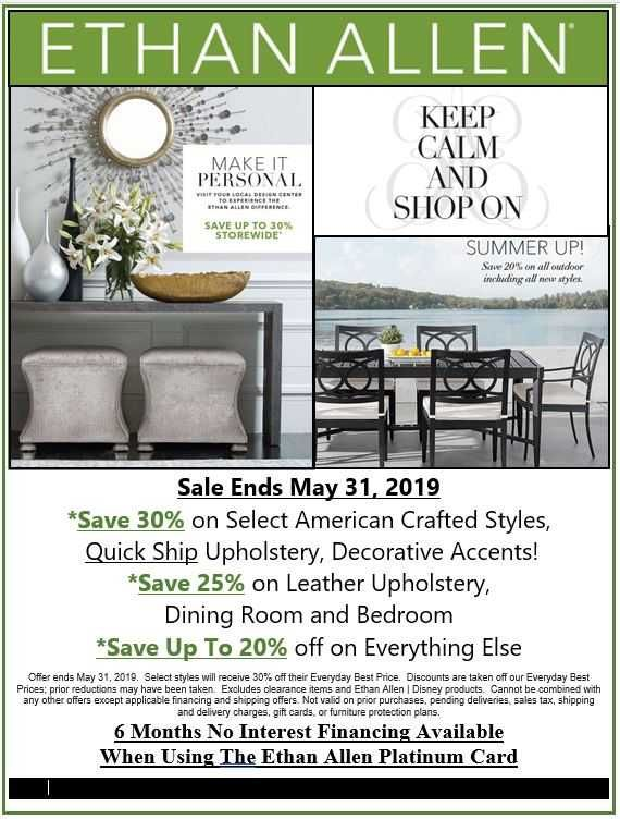 May 2019 Sales With Images Design Your Dream House Furniture