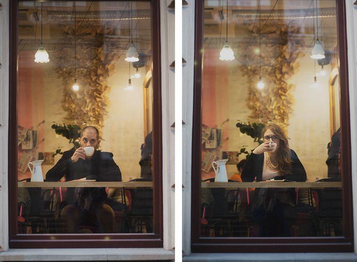 Ula&Jo  #love #beauty #couples #windows #kraków