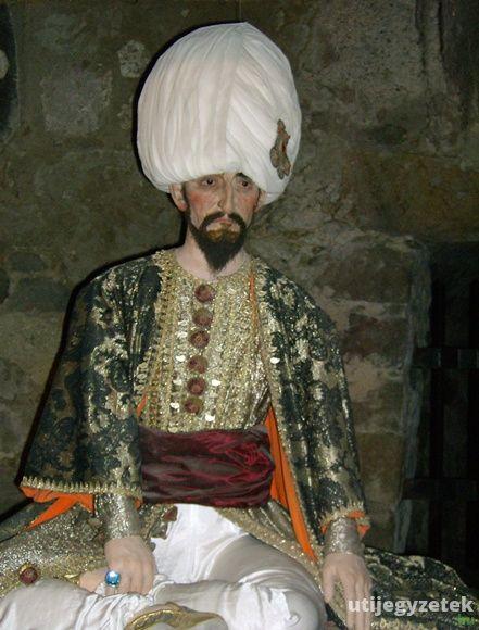 Szulejmán szultán, Panoptikum az egri várban