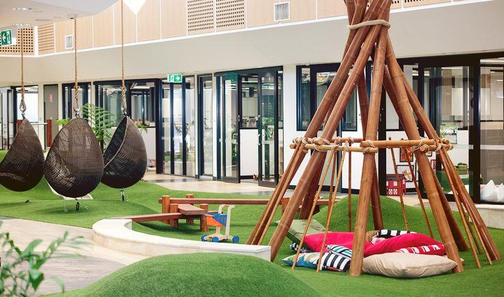 Brisbane Adelaide Street opens its doors
