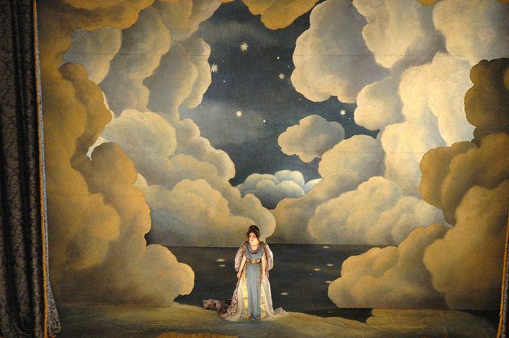 Opera set  | production design photos from Sofia Coppola's Marie Antoinette