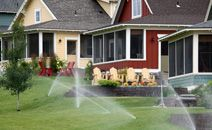 WHAT TO EXPECT WITH YOUR SPRINKLER SYSTEM COST http://www.CircleDIndustries.com #SprinklerSytems #Sprinklers