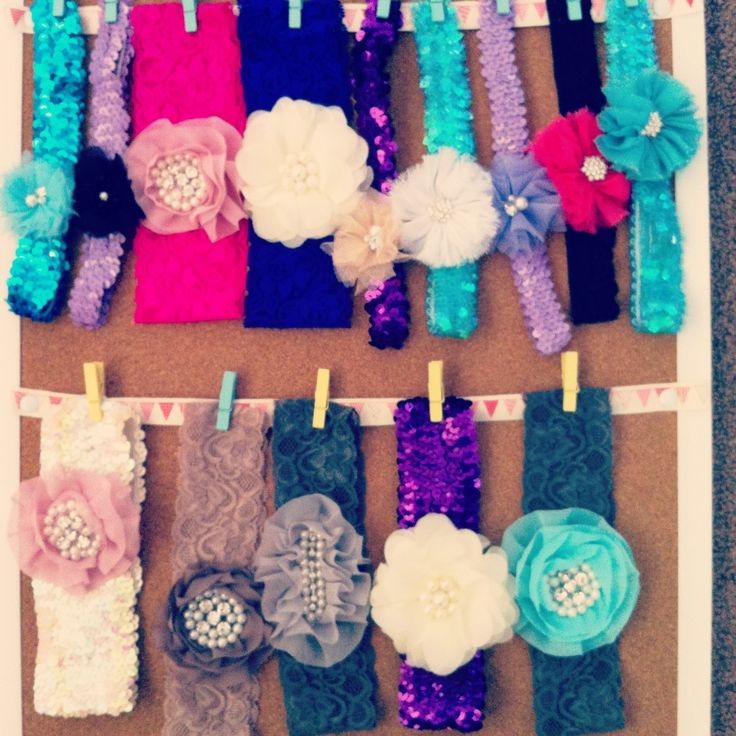 'all that sparkles' range of BLINGY headbands #niteowldesigns