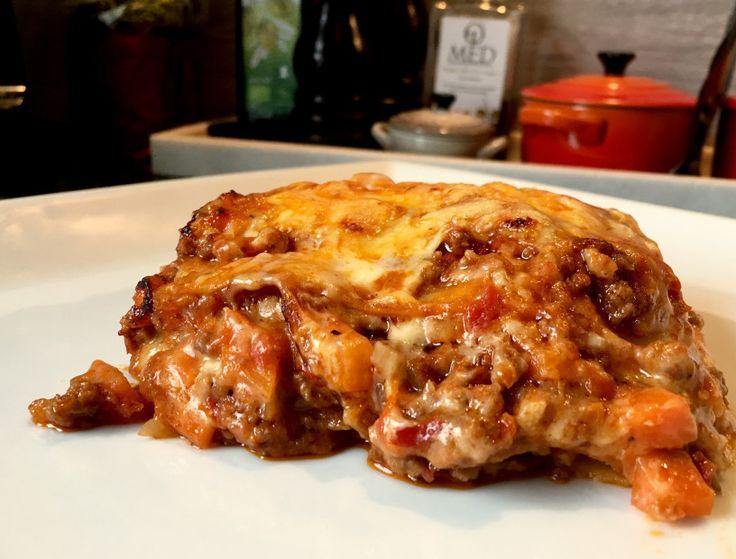 Lasagne. – gladkokken