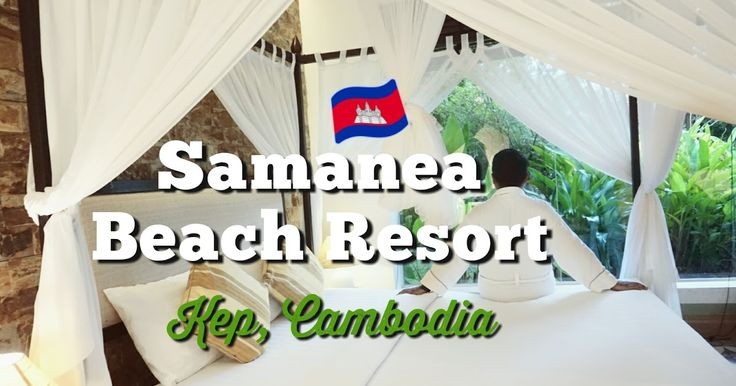 After Koh Rong I continued my journey to the small town called Kep. At Kep I stayed at Samanae Beach Resort for 1 night. For your info this is the only resort with private beach in Kep. And here is my review for my stay.  MYTRAVELLICIOUS HOTEL REVIEW SCORE CARD  Name   of Hotel  Samanea Beach Resort  Stars  4  Duration   of Stay  2 days 1   Night  Type   of Room  Deluxe Double Villa  Reservation  Email  Price  USD 140  ONLINE BOOKING SCORE  %  TripAdvisor  90  Booking  88  Agoda  80  Expedia…