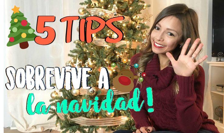 5 tips para no engordar en Navidad! #tipsdiciembre #tipsfit #vidasaludable