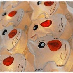 guirnalda luces elefantes blancos papel morera http://iluminoteca.com/producto/guirnalda-de-luces-de-elefantes-blancos/