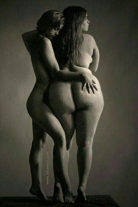 Erotic big booty girls
