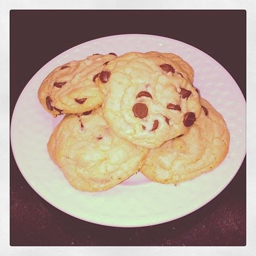 how to use coconut oil in cookie recipes
