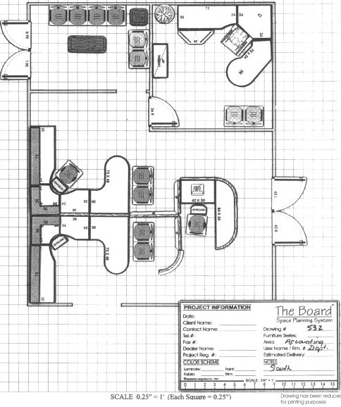 21 best images about cubicle layout on pinterest for Draw office floor plan