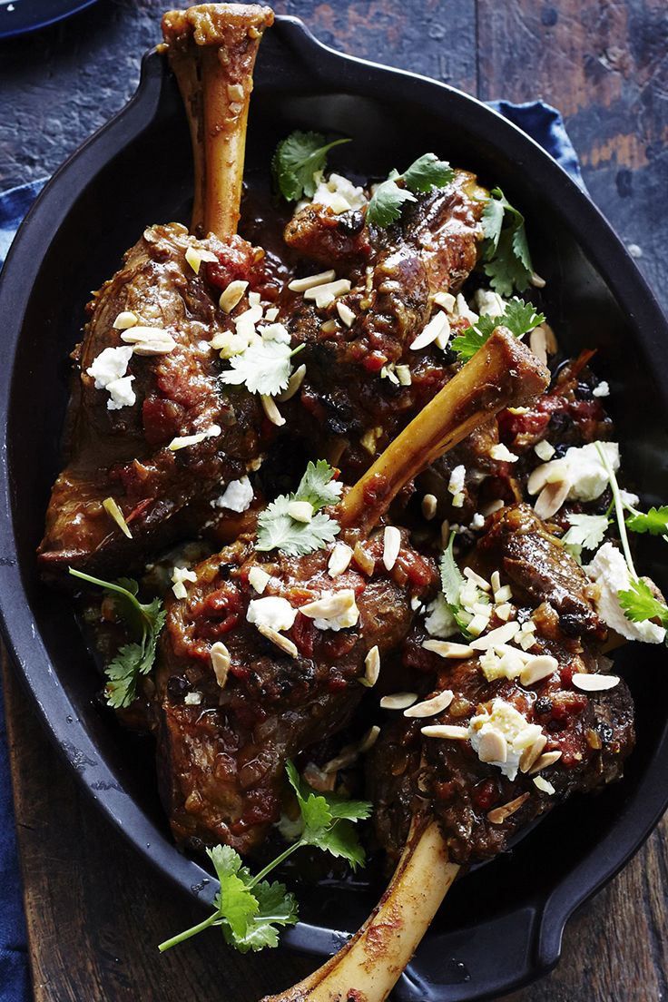 These flavoursome Moroccan Lamb shanks are packed with classic Moroccan spices, making for the ultimate family dinner idea. Recipe by the Australian Women's Weekly.