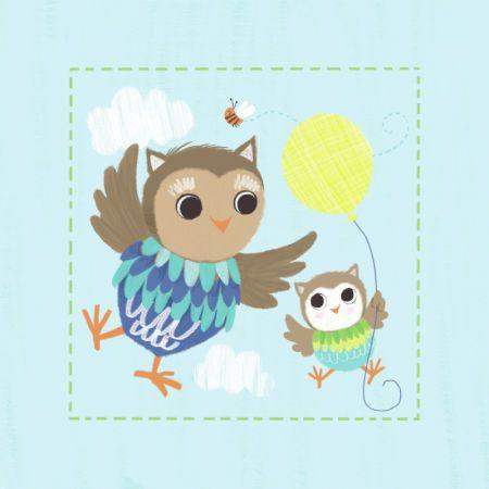 Melanie Mitchell - Owls And Ballon Melanie Mitchell