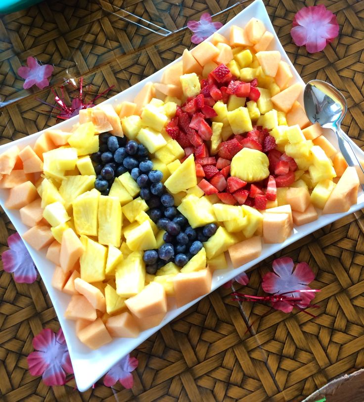 Sweet 16 Fruit Tray Fun Sweet 16 2nd Birthday Parties