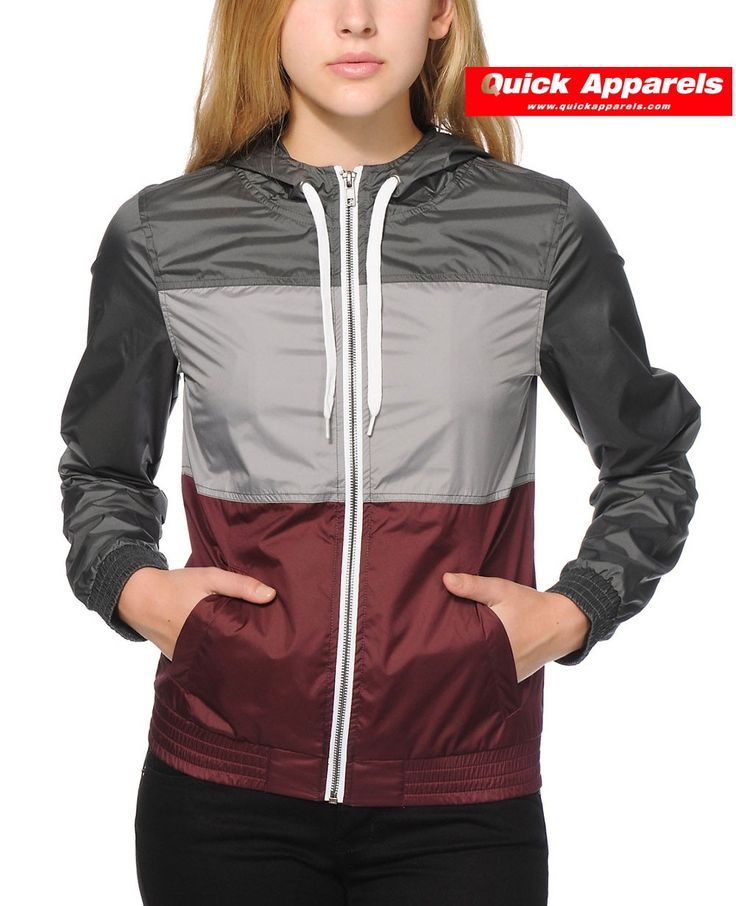 http://www.quickapparels.com/three-ton-new-look-women-grey-blackberry-colorblock-windbreaker-jacket.html
