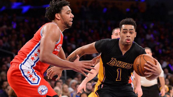 Assessing Lakers' lottery odds following win against 76ers