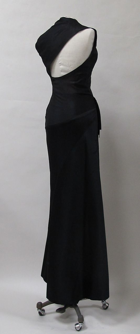 Charles James c1944, possibly from an earlier design | The Met