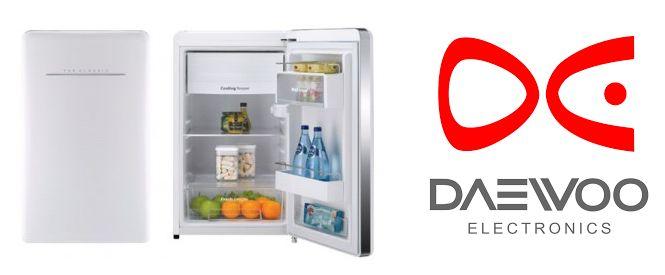 ¿No os encanta este frigorífico de DAEWOO? Frigorífico una puerta capacidad 124L. -- 239 € http://www.materialdirecto.es/es/frigorificos-una-puerta/68884-daewoo-frigo-fn153c.html