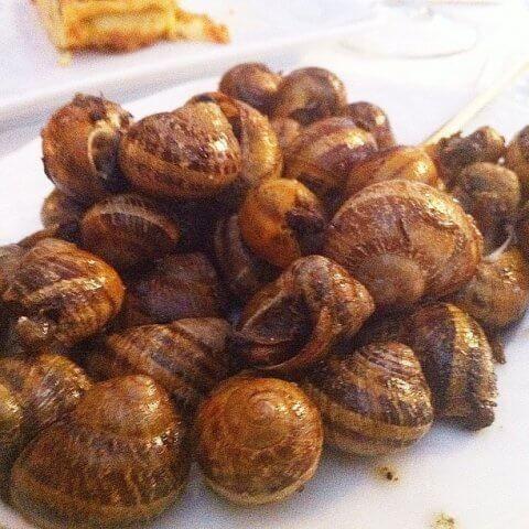 caracoles a la portugesa