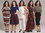 Trinny and Susannah reveal 12 women's body types - which are you? | Daily Mail Online