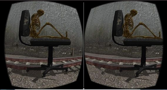 Do you like a post-apocalyptic theme ? Here you will find it !  VR riding on office chair, in post-apocalyptic metro tube.  Great VR experience with no needed any controller !  Need just any VR glasses :)  Sit comfortable and enjoy !