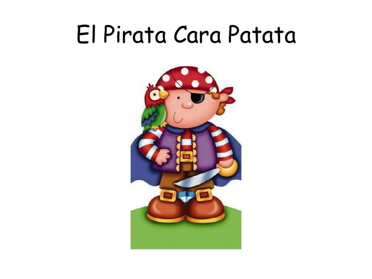 el-pirata-cara-patata-7332423 by Carmen via Slideshare