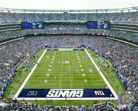 NY Giants Stadium. Didn't see a football game here... even better... U2's Achtung Baby concert.