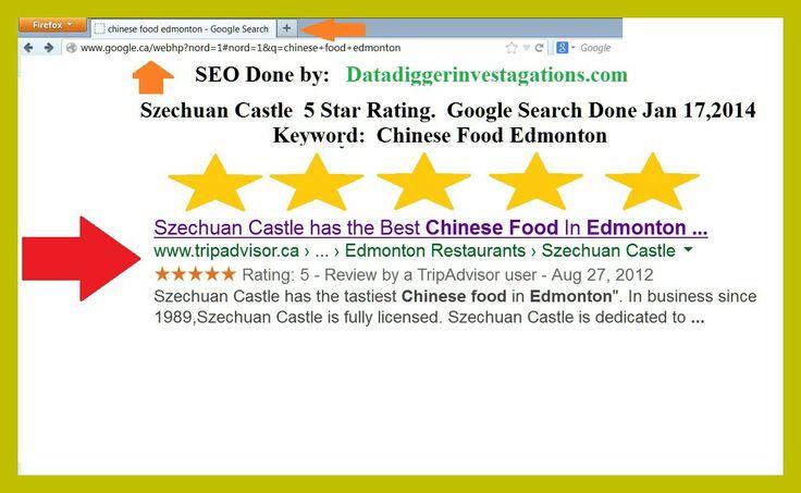 5 Star rating!. datadiggerinvestagations.com  http://gplus.to/datadigger