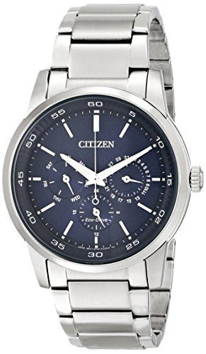 Citizen Men's BU2010-57L Dress Analog Display Japanese Quartz Silver Watch | Your #1 Source for Watches and Accessories