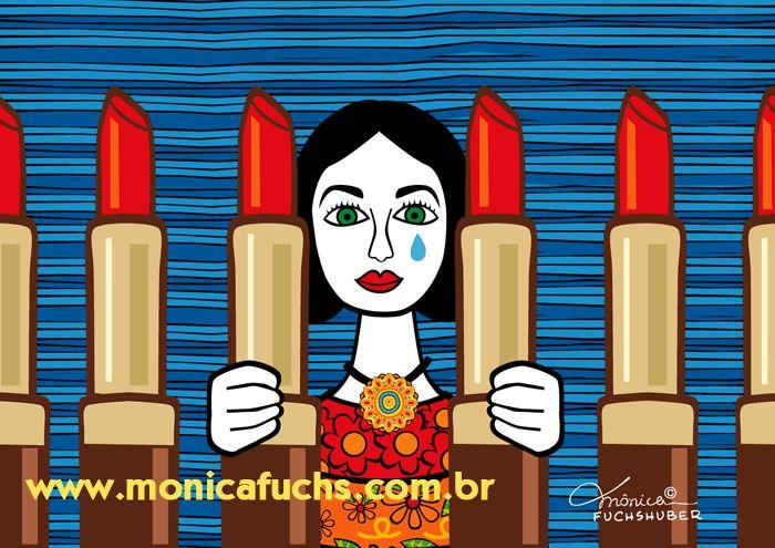 Ditadura da Beleza, by Mônica Fuchshuber