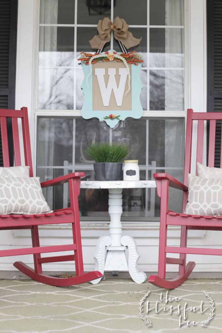 Awesome Small Front Porch Design Ideas (7) - Home Decor