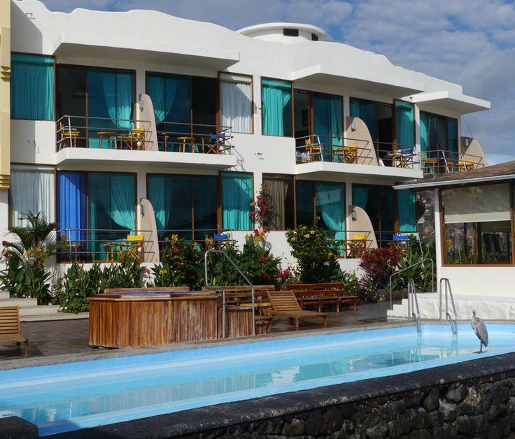 Hotel Solymar, Galápagos Islands