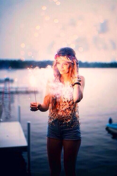 Love the idea of Sparklers