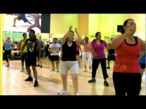 ▶ El Jefe - Zumba® Fitness ... Christa does this in Southziders/MountainView