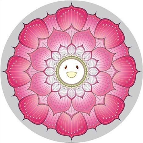 Lotus Flower (Pink) par Takashi Murakami