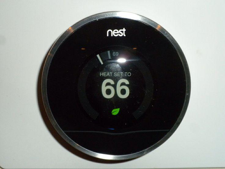Basement Doctor Columbus Ohio Part - 46: NEST - Learnable Thermostat · Basement DoctorThermostatsNests