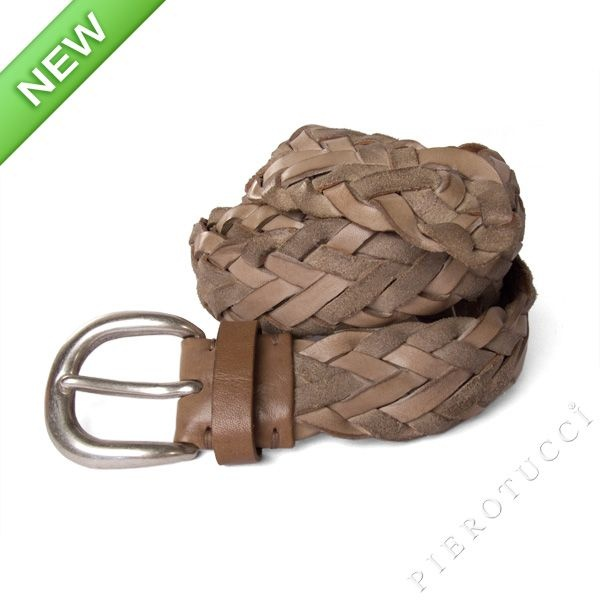 Post & Co designer leather belt braided  in calf leather and suede  http://www.pierotucci.com/en/italian-online-shop/81-0/Italian-leather-belts-for-women.html