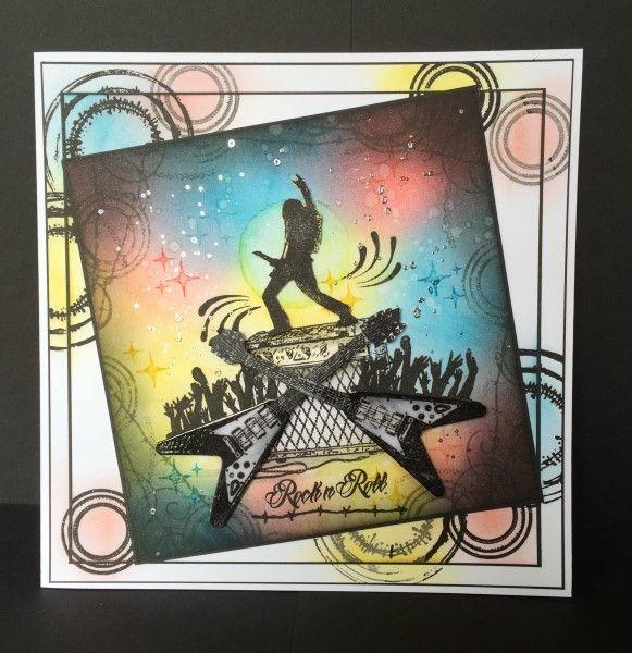 Sheena Douglass Rock stamps - #Crafting #Hobbies #Arts #Hochanda #Crafts #Hobby #Art #lifestyle #CraftersCompanion - www.hochanda.com/