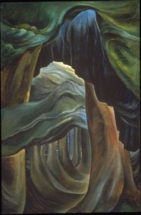 Emily Carr: Forest British Columbia