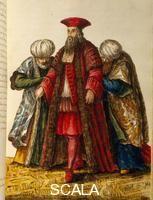 Grevenbroeck, Jan il giovane (1731-1807) 'Gli abiti veneziani di quasi ogni età con diligenza raccolti e dipinti '. Bailo. Ambasciatore della Repubblica di Venezia a Costantinopoli